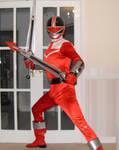Time Red power ranger
