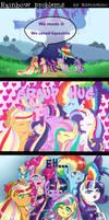 Rainbow Problems