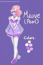 Mauve (Pearl) by KitsuneHino