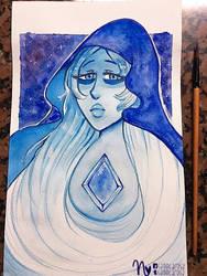 Blue Diamond by KitsuneHino