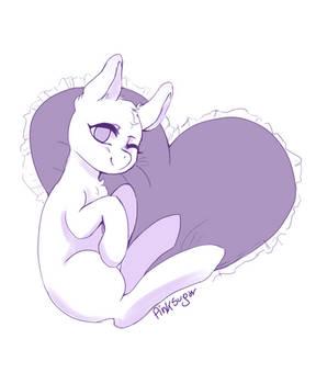 Heart Pillow / YCH