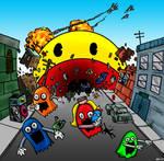 Pac-Man Holocaust