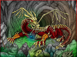 Necrosan, God of Death