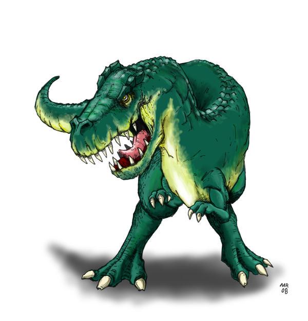 Kong Chronicles - V. Rex by hawanja
