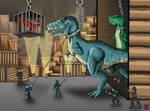 Kong Chronicles- V.Rex Capture