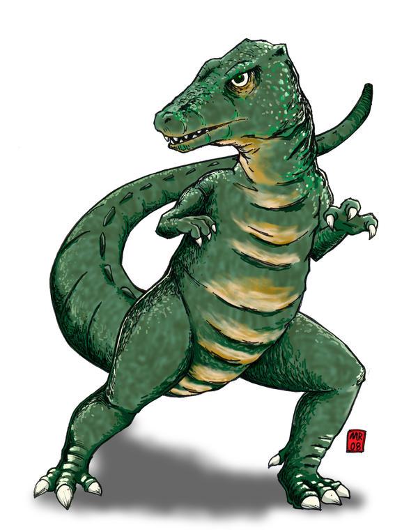 Kong Chronicles - Gorosaurus by hawanja
