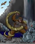 Kong Chronicles - Python