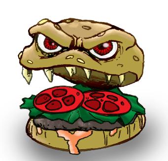 Burger Lord by hawanja
