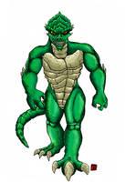 Reptilian by hawanja