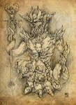 Asmodeus, King of Demons