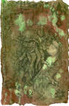 The Litany of Dagon - scroll