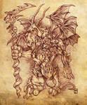 Azazel, lord of Impurity