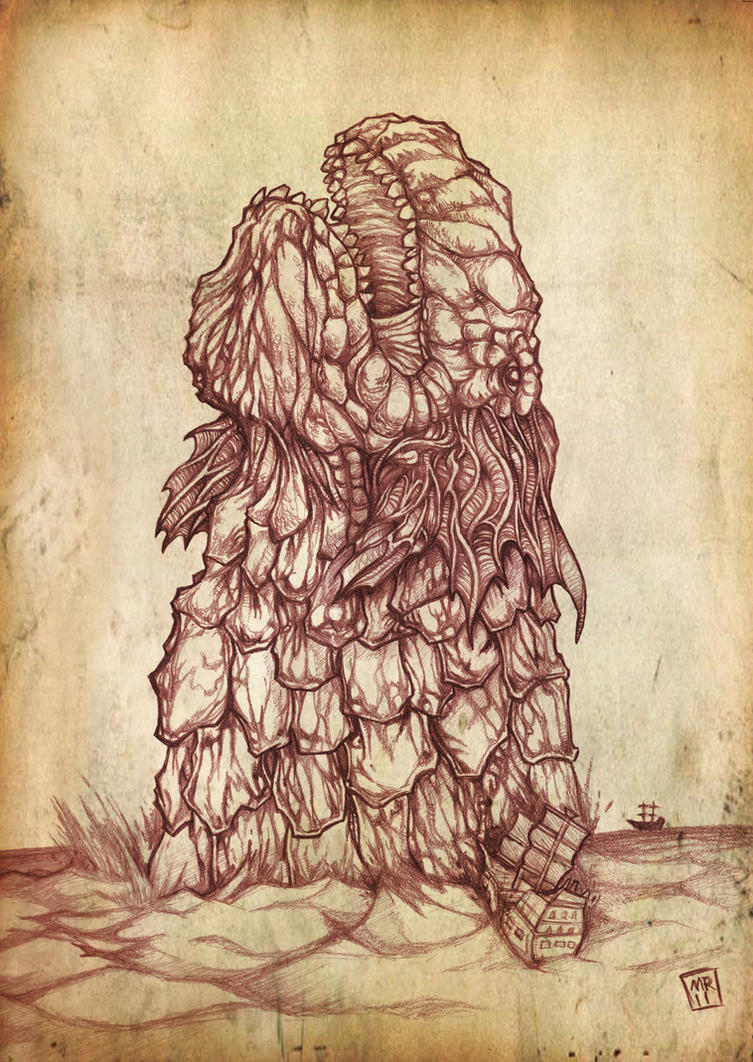 Leviathan by hawanja