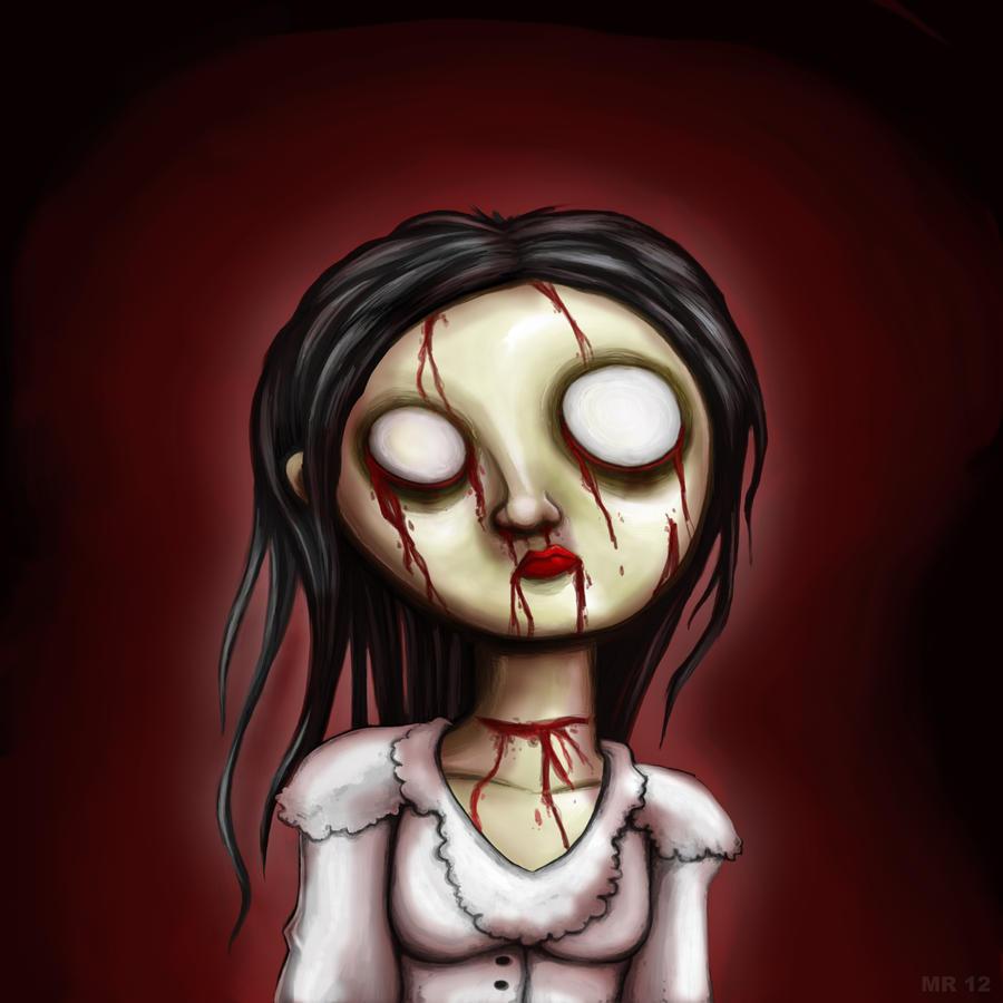 Bloody Mary By Hawanja On DeviantArt