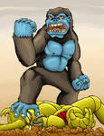 Woo - King of the Monsters