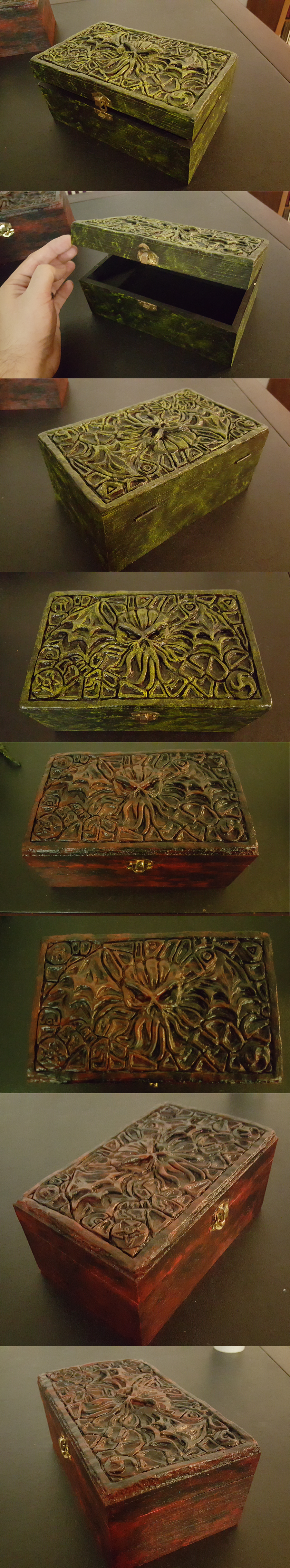 The Ark of Cthulhu
