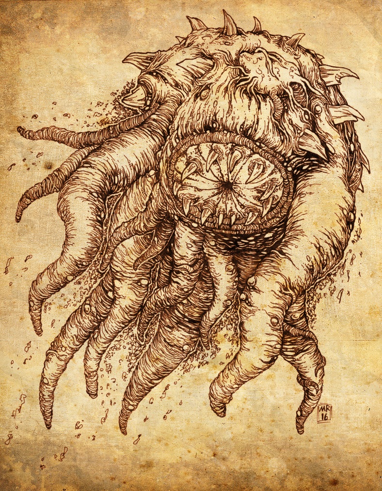 Kassogtha, the leviathan of diseases by hawanja