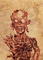 Shambler Zombie