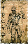 Lord Zedd Scroll