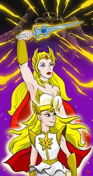 Princesses of Power