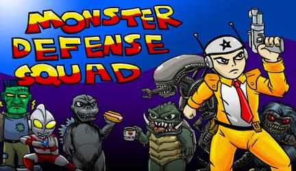 Monster Defense Squad
