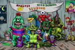 Monster High Class of '99