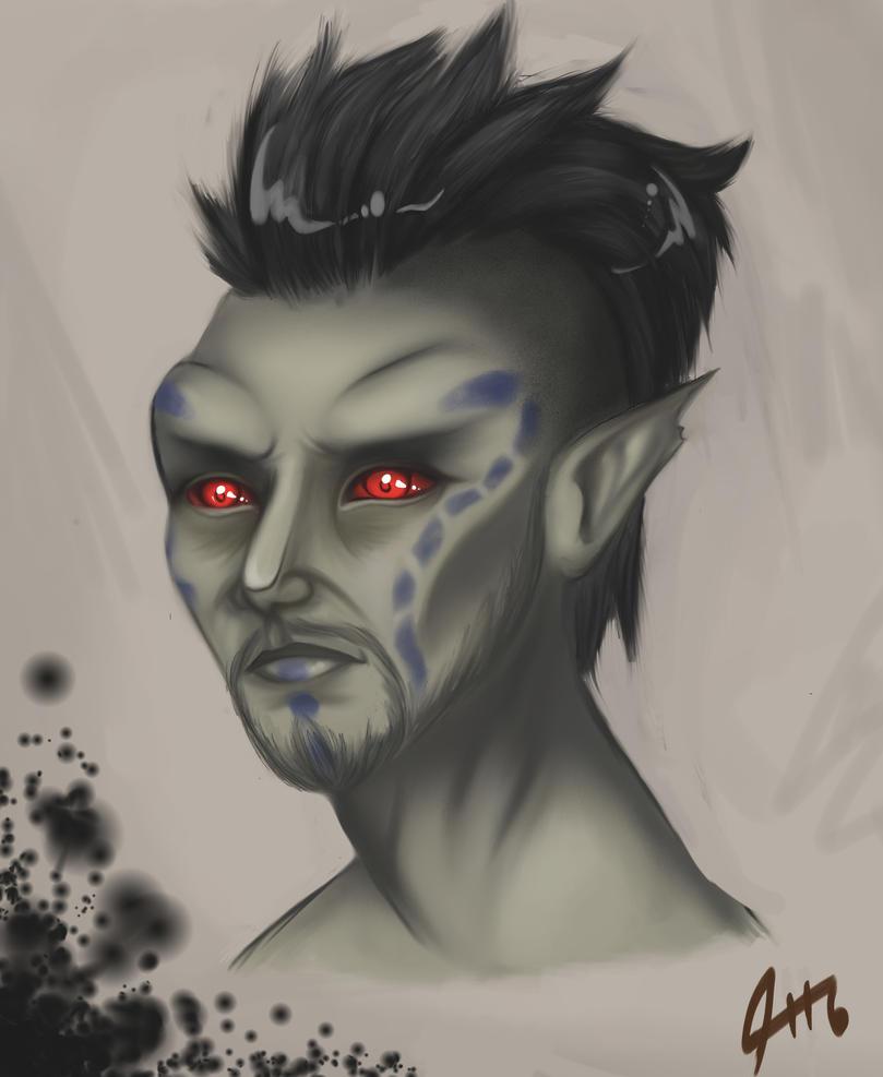 Teldryn Sero by ForgetMorals