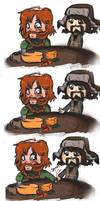 The Hobbit- no
