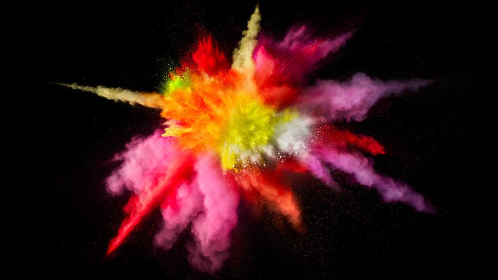 Apple Retina Colour Burst 1 by xXMrMustashesXx