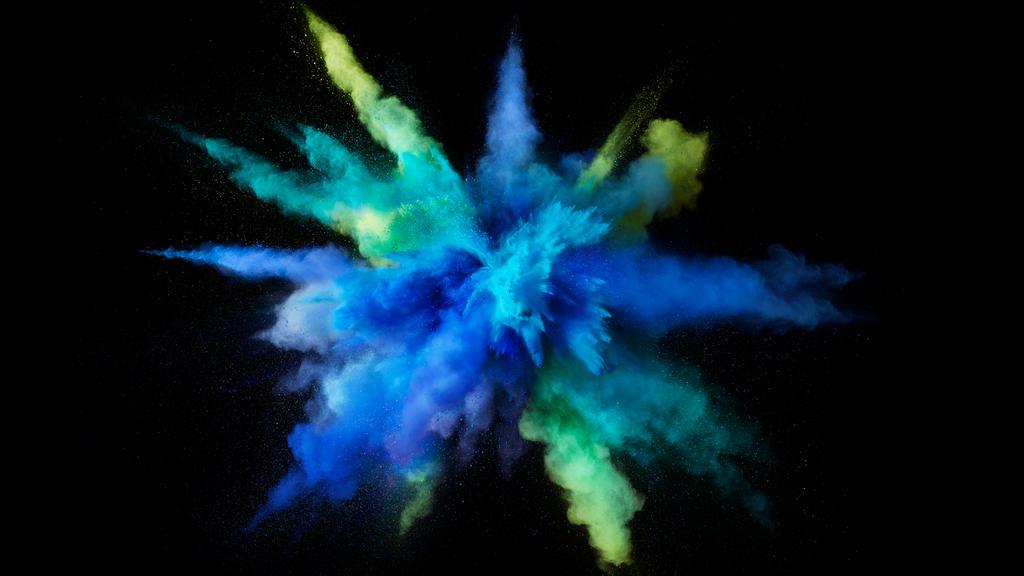 Apple Retina Colour Burst 2 by xXMrMustashesXx