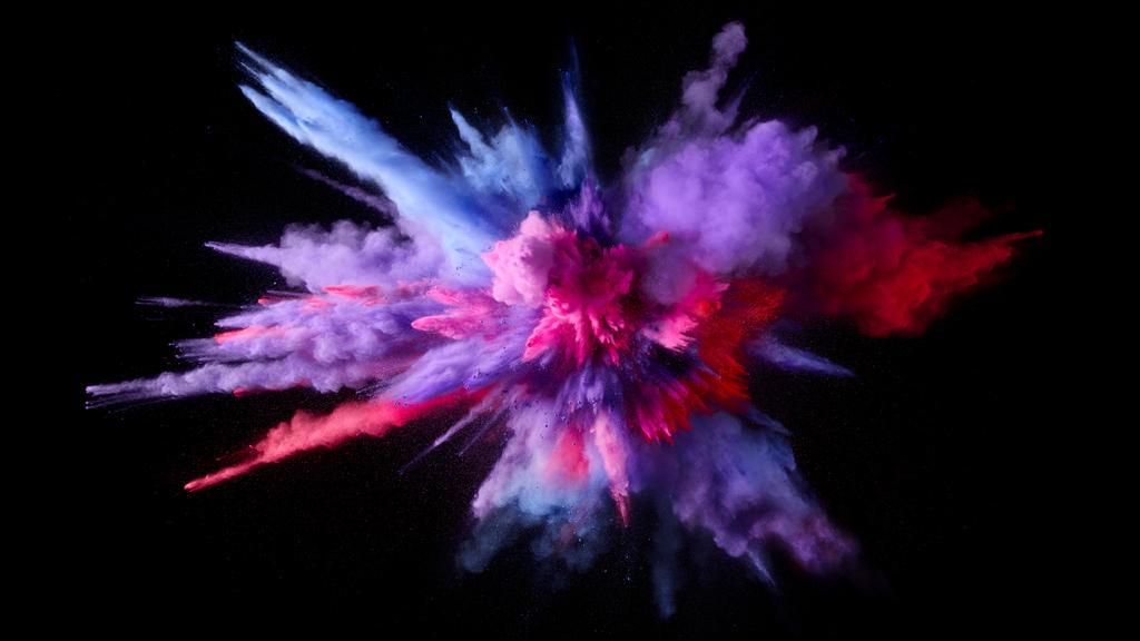 Apple Retina Colour Burst 3 by xXMrMustashesXx