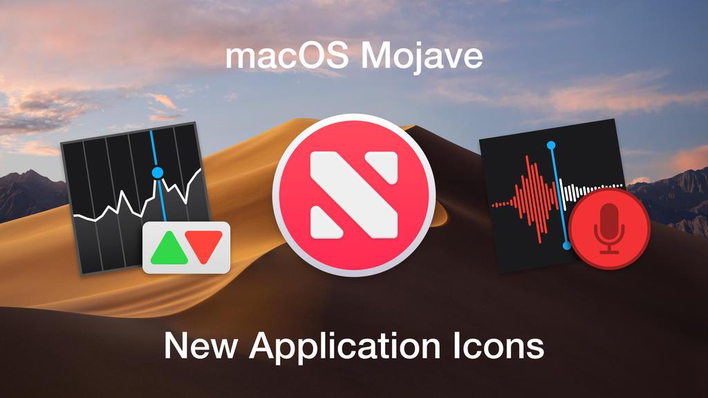 macOS Mojave Icons by xXMrMustashesXx