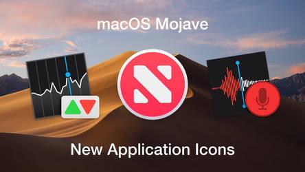 macOS Mojave Icons