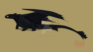 Toothless Dragon 4
