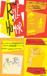 Role Of Humor booklet