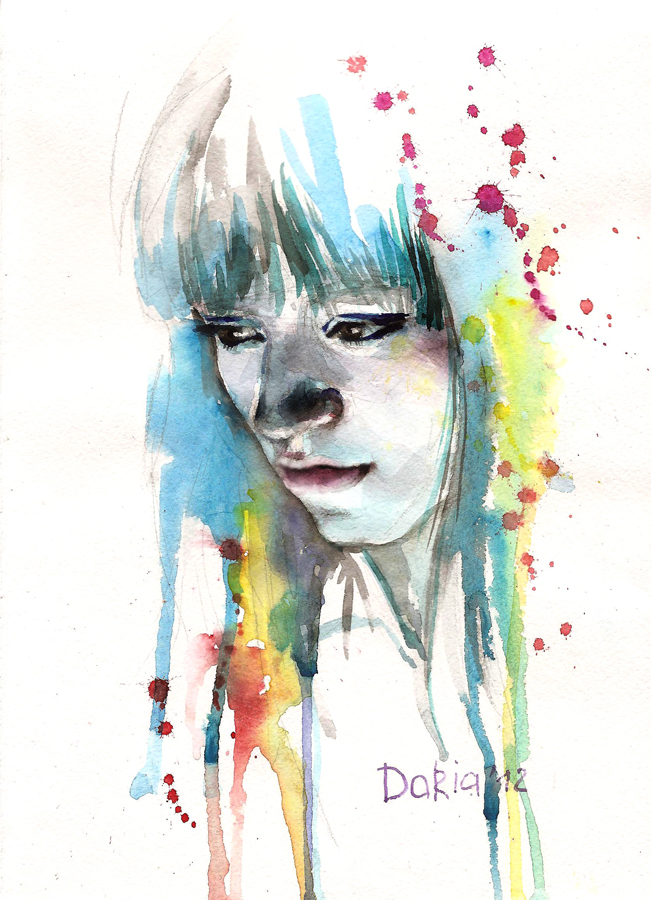 Irina by DariaGALLERY
