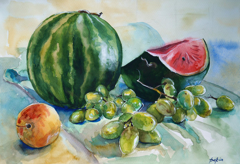 watermelons by DariaGALLERY