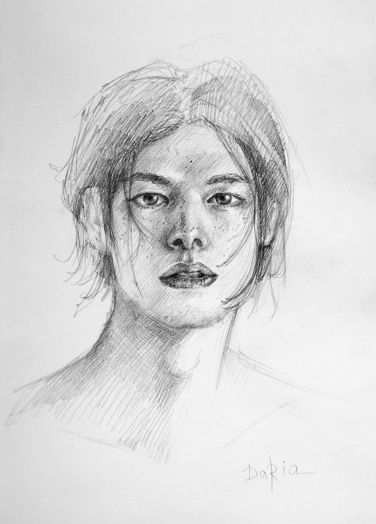 kim won jung by DariaGALLERY