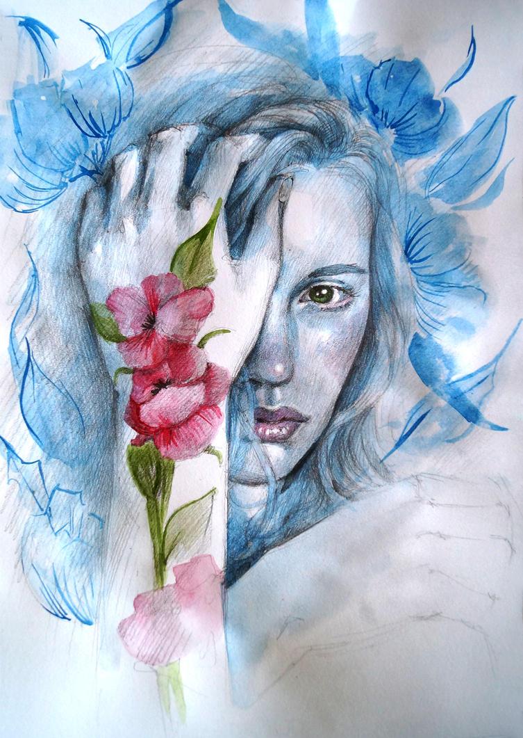 selfflowers by DariaGALLERY