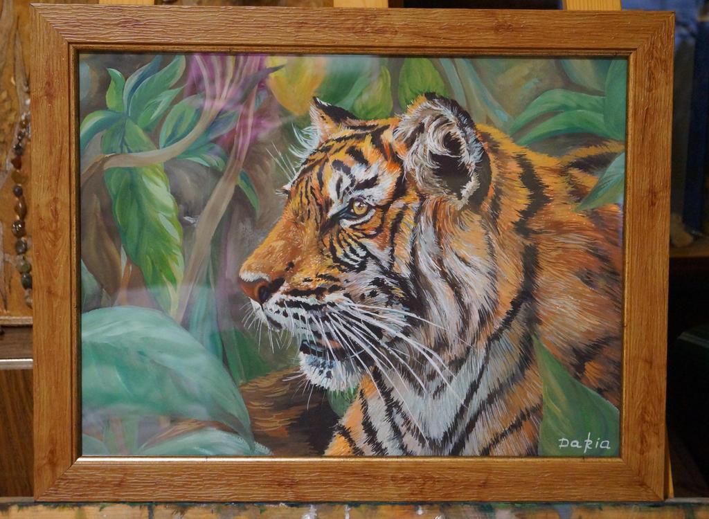tiger life by DariaGALLERY