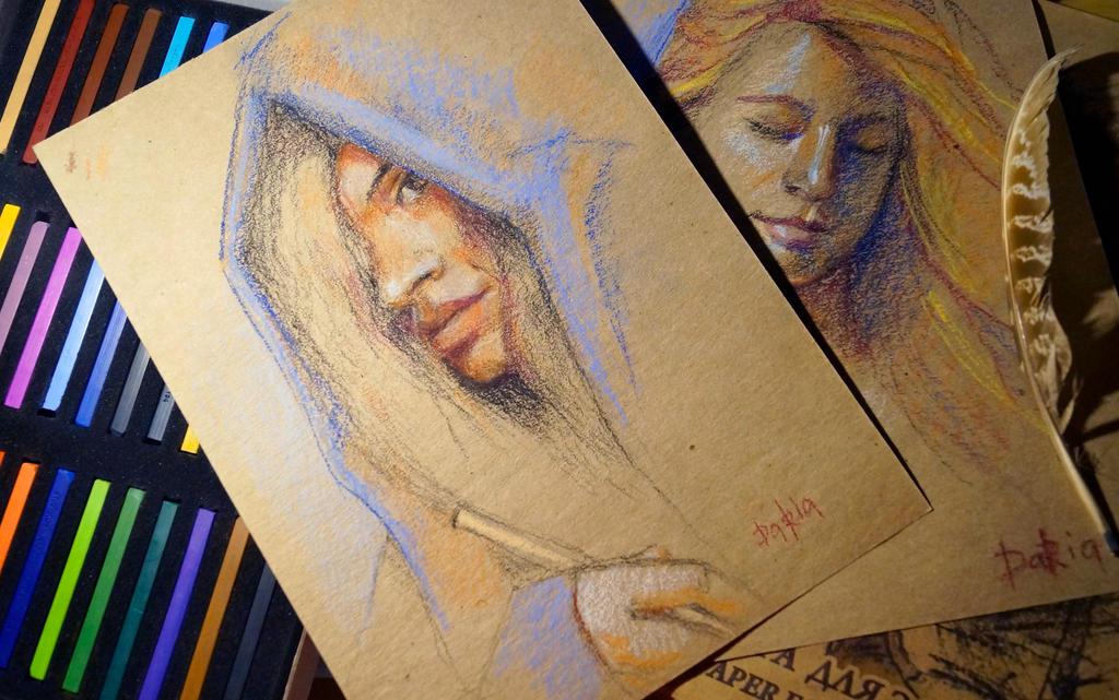 Artist by DariaGALLERY