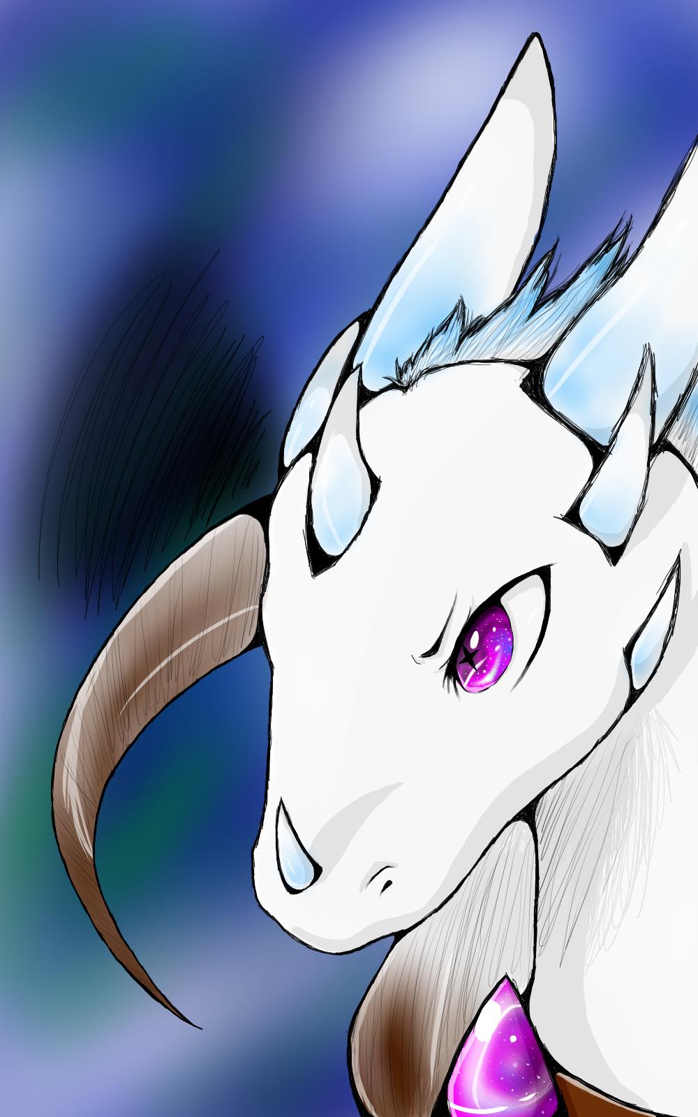Dragon by Dakalebii