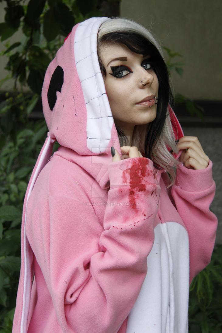 Yuno's Bunny Kigurumi II by NightSky1357