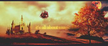 Magic everywhere ~ by junonebones