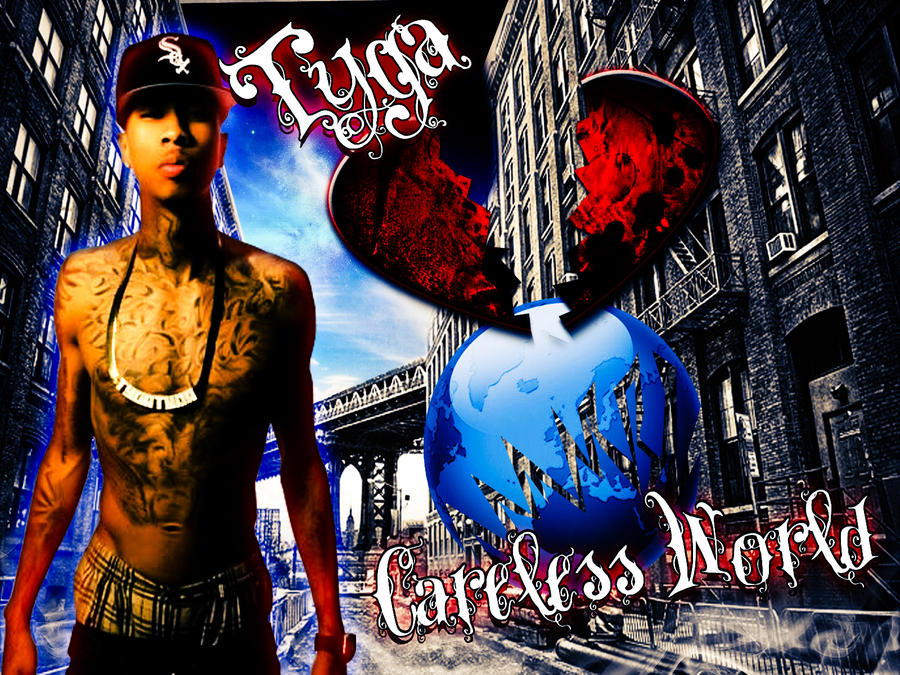 tyga careless world album download