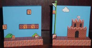 Super Mario Bros Dioramas