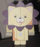 Bleach: Kon Cubee by paperart