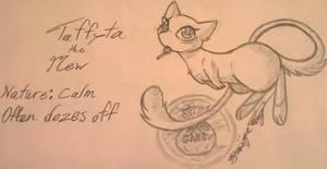 Soul Silver Team Member 05 - Taffyta
