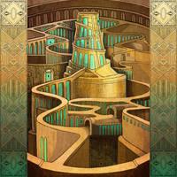 Labyrinth by yanadhyana