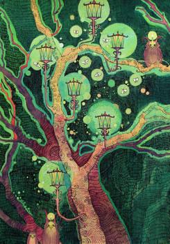 The Lantern Tree